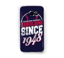 Cleveland Baseball Rebuilding Samsung Galaxy Case/Skin