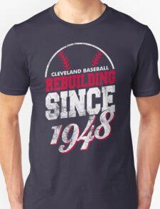 Cleveland Baseball Rebuilding T-Shirt
