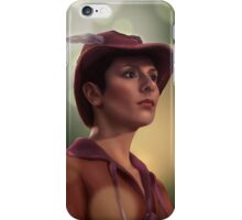 Star Trek: Deanna Troi iPhone Case/Skin