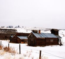 Barns of Okanogan by Bryan Peterson