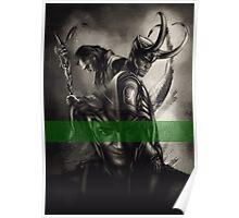 Avengers: Loki Poster