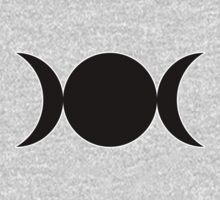 Triple Moon Goddess by lesbolution