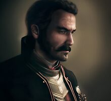 The Order 1886: Galahad by spiritius