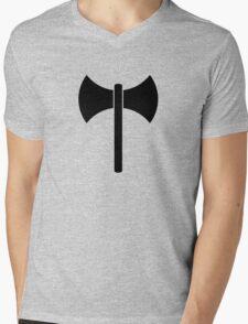 Lesbian Labrys Mens V-Neck T-Shirt