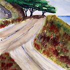 Seaview Road by Patty Vogler by CoastalCarolina