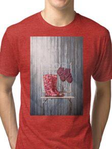 for rainy days Tri-blend T-Shirt