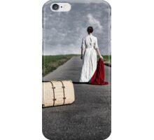 farewell iPhone Case/Skin