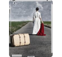 farewell iPad Case/Skin