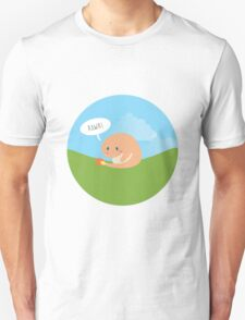 Lil' Charmander roaring T-Shirt