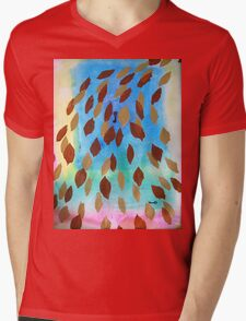 The Secret Garden Mens V-Neck T-Shirt