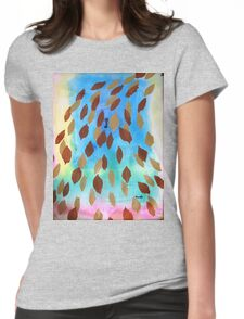 The Secret Garden Womens Fitted T-Shirt