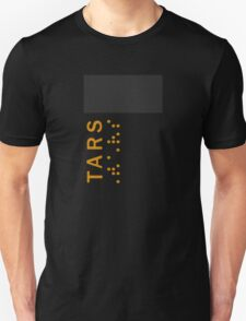 Interstellar: TARS Unisex T-Shirt