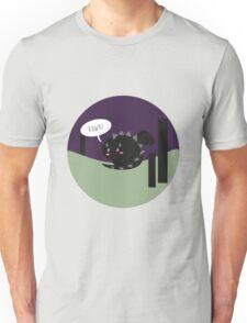 Lil' Ender dragon roaring Unisex T-Shirt