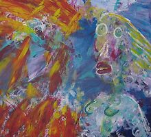 """Pseudo Self Portrait"" by kookykja"