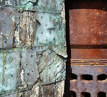 Old and Rusty by AnnieSnel