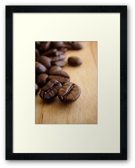 Coffee Beans by Caroline Fournier
