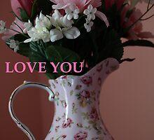 Rosie's Love by kimbarose
