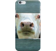 Howdy iPhone Case/Skin