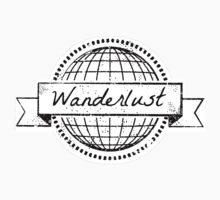 wanderlust postcard by ourtinyinfinite