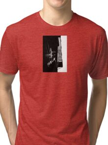 escaping the darkness Tri-blend T-Shirt