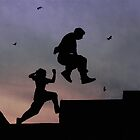 Clyde Parkour by Thistle Images