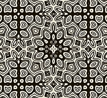 Indian ink pattern by chyworks