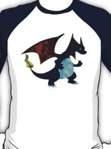 Pokemon - Shiny Charizard T-Shirt