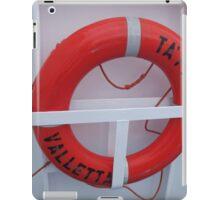 Boat ring iPad Case/Skin