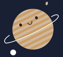 Happy Planet in Space Kids Clothes