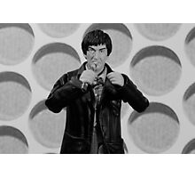 Happy 95th Birthday Patrick Troughton Photographic Print