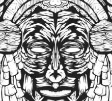 The Native Headpiece Sticker