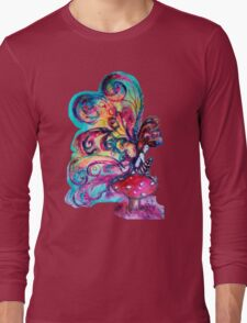 SMALL ELF OF MUSHROOMS Long Sleeve T-Shirt