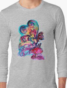 SMALL ELF OF MUSHROOMS Long Sleeve T-Shirt