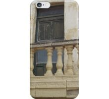 The balcony iPhone Case/Skin