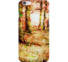 Heart of the forest'... iPhone Case/Skin