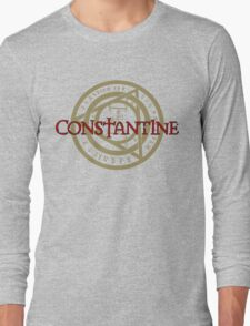 John Constantine - Sigil Long Sleeve T-Shirt