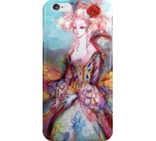 MADAME POMPADOUR iPhone Case/Skin