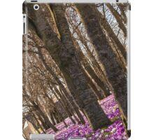 Blanket of Crocuses iPad Case/Skin