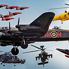 RAF Cosford Airshow 2012 by Blitzer