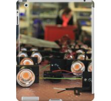LED lights in manufacturing iPad Case/Skin
