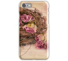 Summers End  iPhone Case/Skin