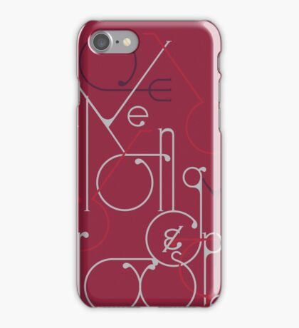 Live Long iPhone Case/Skin