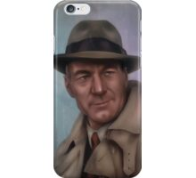 Star Trek: cpt.Picard iPhone Case/Skin