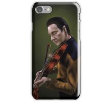 Star Trek: cmd.Data iPhone Case/Skin