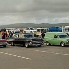 Albany Creative Car Cruise Panorama by Neil Bushby