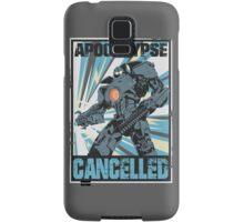 Apocalypse Cancelled Samsung Galaxy Case/Skin