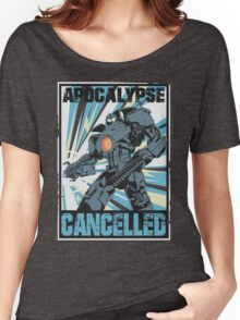 Apocalypse Cancelled Women's Relaxed Fit T-Shirt