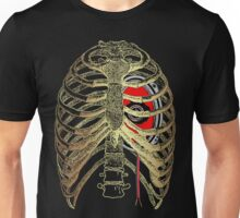 Speaking from the heart Unisex T-Shirt