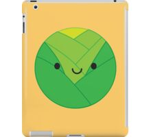 Kawaii Brussels Sprout / Cabbage iPad Case/Skin