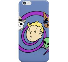 Wild Wasteland Perk (colored) iPhone Case/Skin